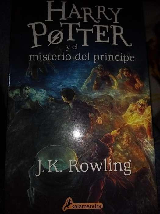 Vendo Libro Harry Potter Vi
