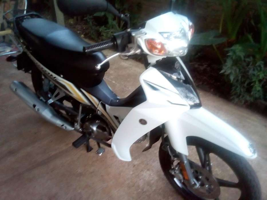 Liquido Yamah New Crypton 2016 Impecable