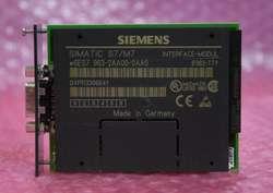 Módulo de interfaz Siemens Simatic S7 IF963TTY Typ: 6ES7 9632AA000AA0