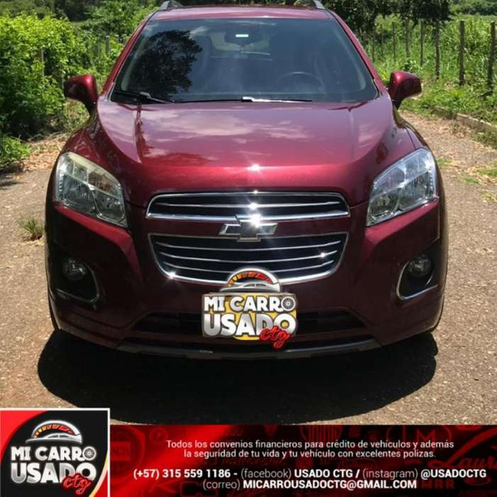 Chevrolet Tracker 2016 - 75000 km