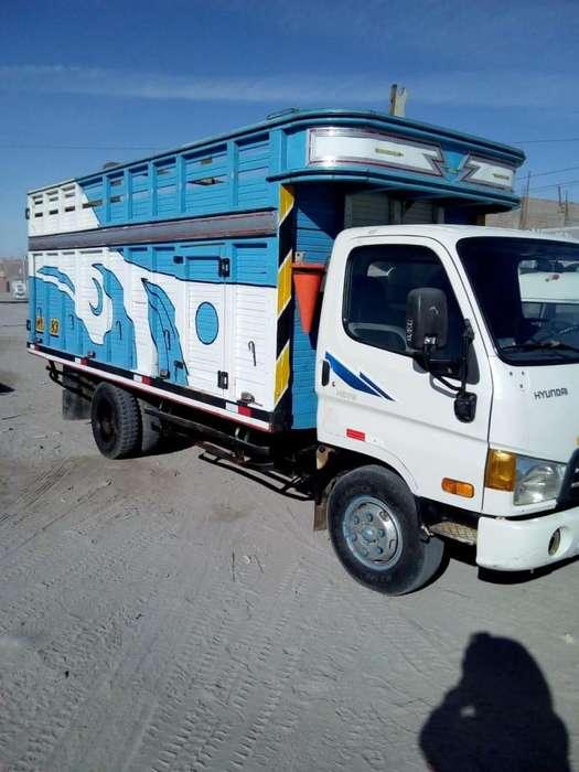 vendo CAMION HYUNDAI HD 78 AÑO2010