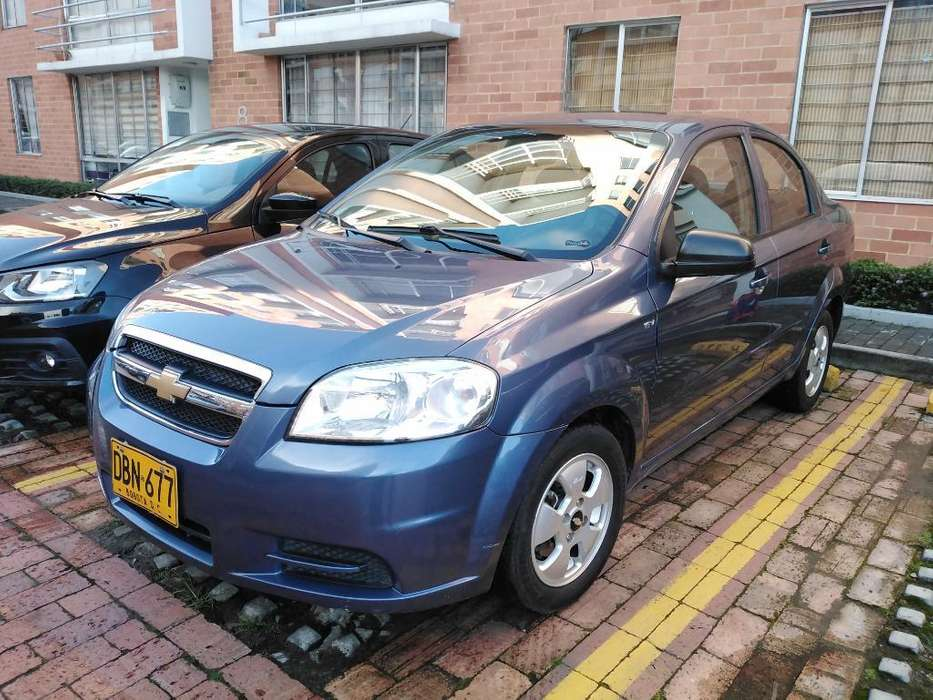 Chevrolet Aveo Emotion 2009 - 85000 km