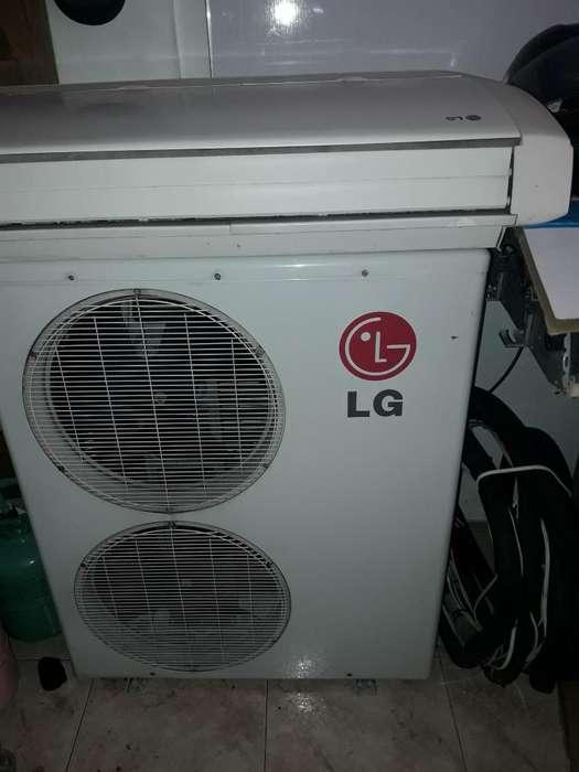 Remate Aire Lg 5 Ton Enfria 100mts2