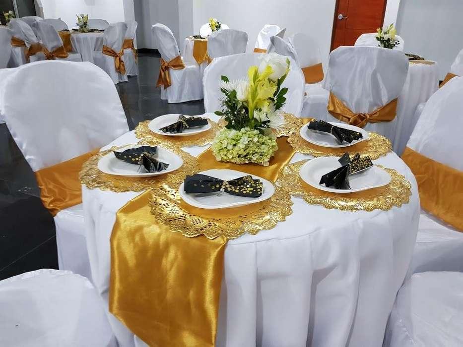 Alquilo Salón de Eventos en Huanuco los Portales.