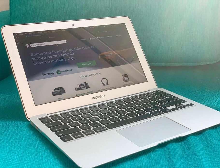 MacBook Air 11 I5 1.4 Ghz Disco Duro SSD 250