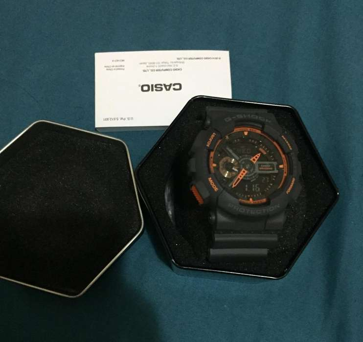Reloj Casio G Shock Original