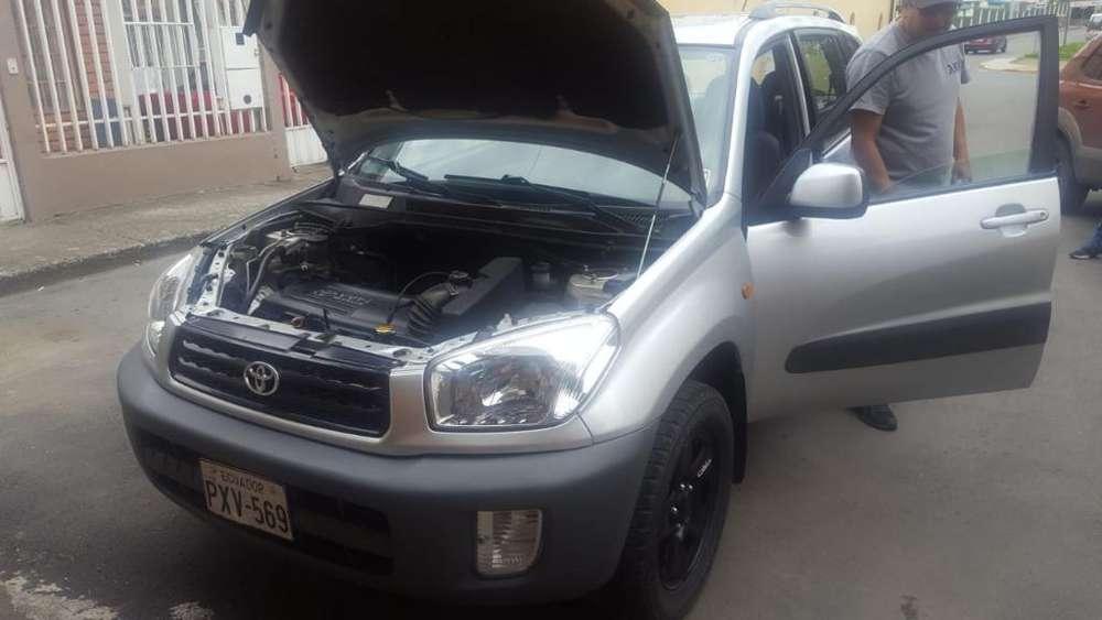 Toyota RAV-4 2002 - 210000 km