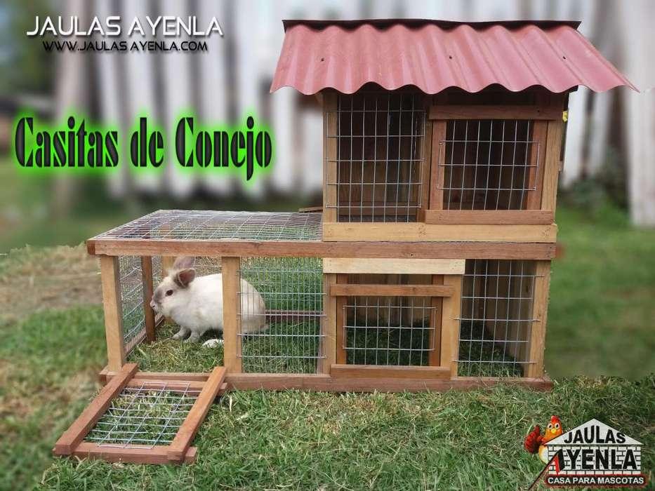 Casita <strong>jaula</strong> De Conejo,Gallina,Pollos. Mascotas