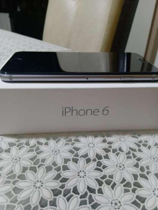 iphone 6 de 32 gb con 2 meses y medio de uso