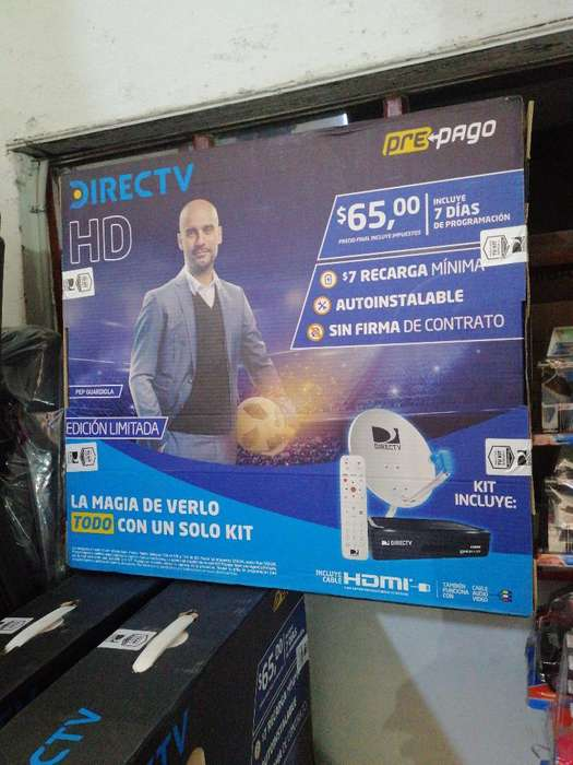 Oferta Antena Direct Tv 25