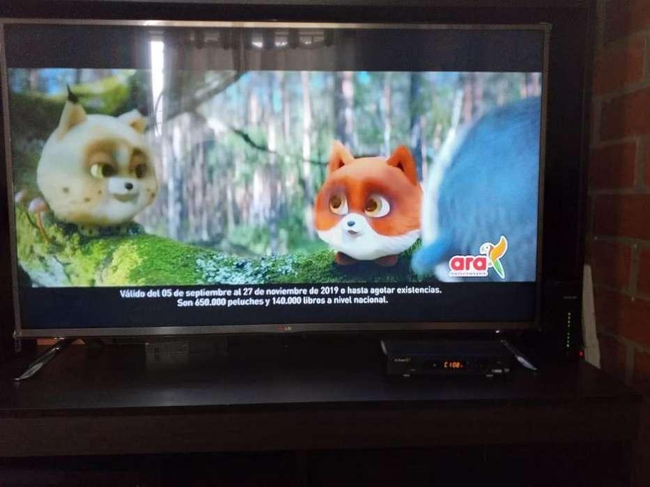Televisor Tv Lg 50 Pulgadas Simulador 3d