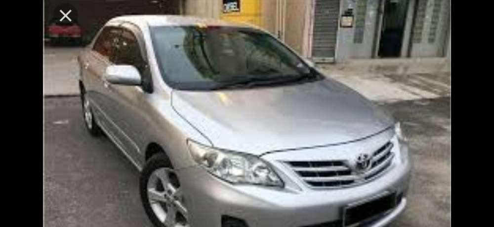 Toyota Corolla 2013 - 94000 km