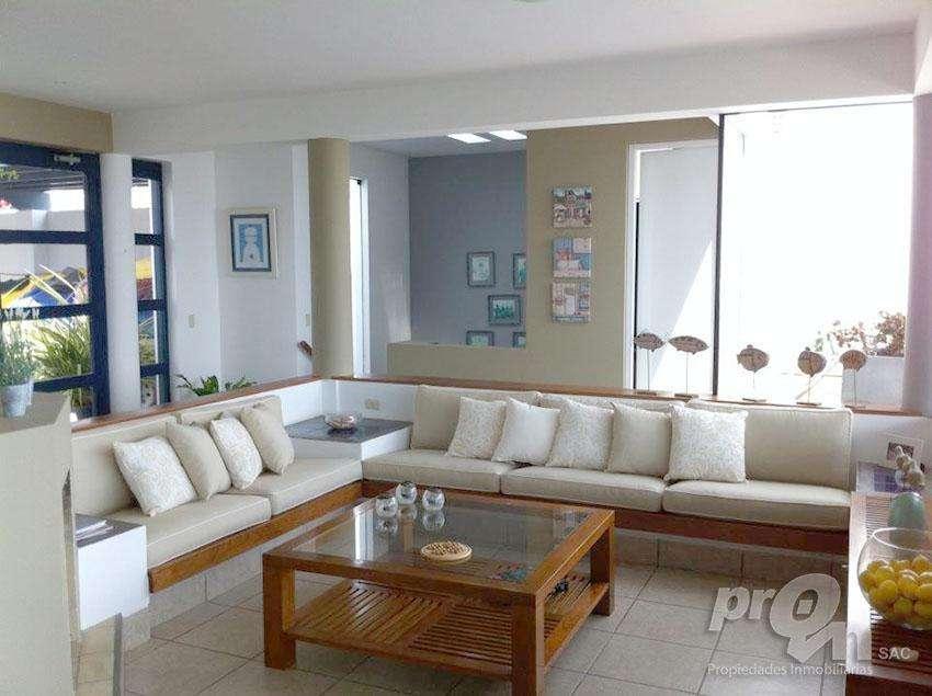 Lomas del Mar Km. 120.6 – Hermosa Casa de Playa en Condominio en Venta