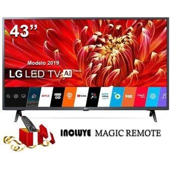 Lg - Televisor LED Smart TV 43