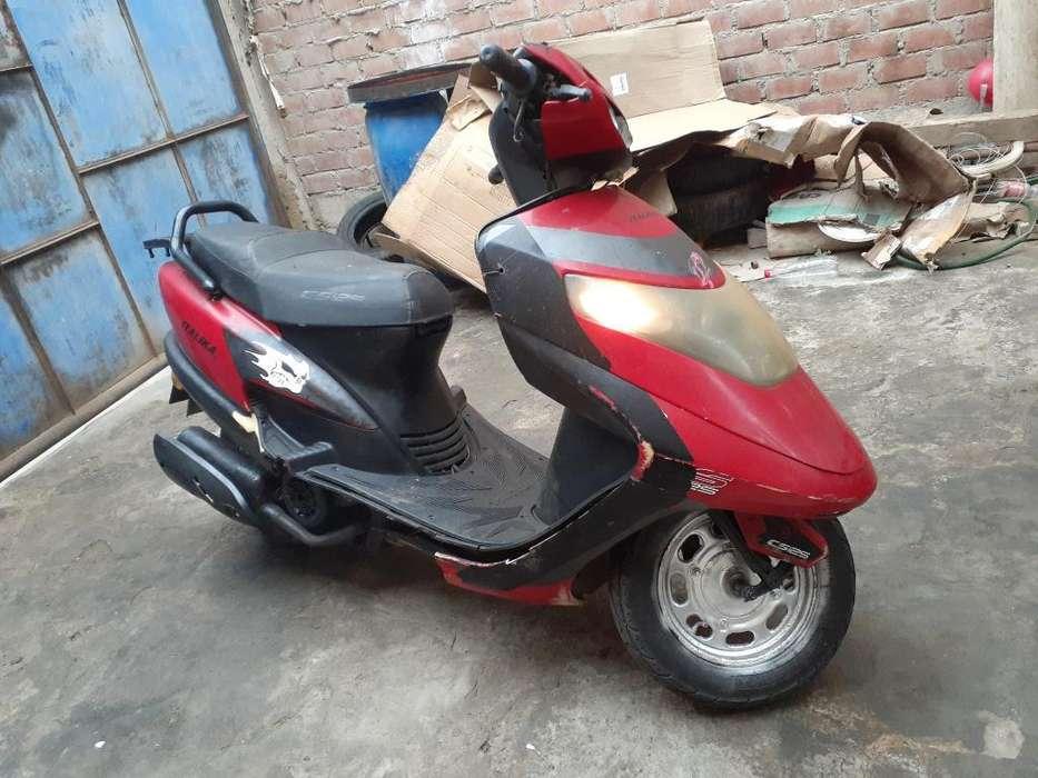 Se Vende Moto Scuter Ocacion