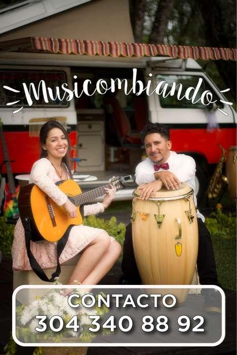 Músicos para bodas Rionegro Antioquia