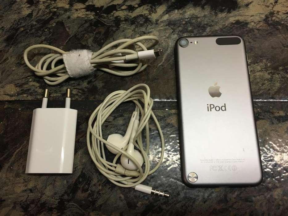 <strong>ipod</strong> 5 32GB Space Grey Cargador Headphones