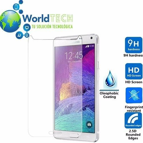 Mica Vidrio Templado Glass Samsung Note 3 4 5 J1 Mini Prime