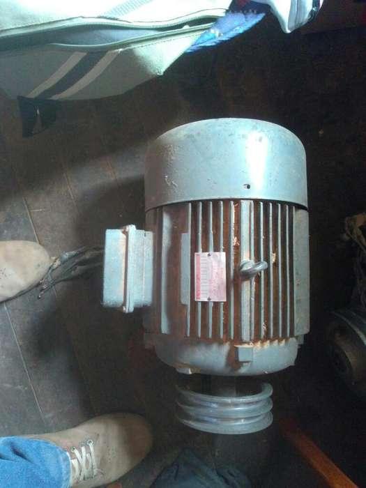 Motor Trifasico de 10 Hp