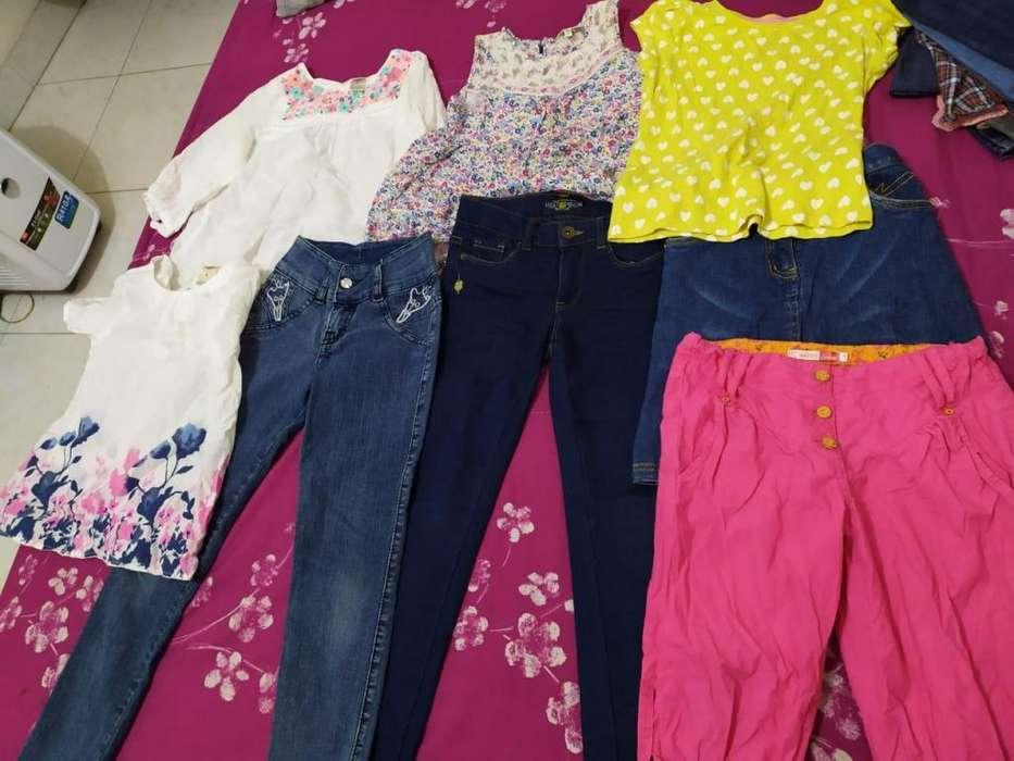 <strong>ropa</strong> para niña