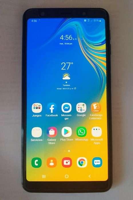 Samsung Galaxy A7 (2018) Garantía 9 Mese