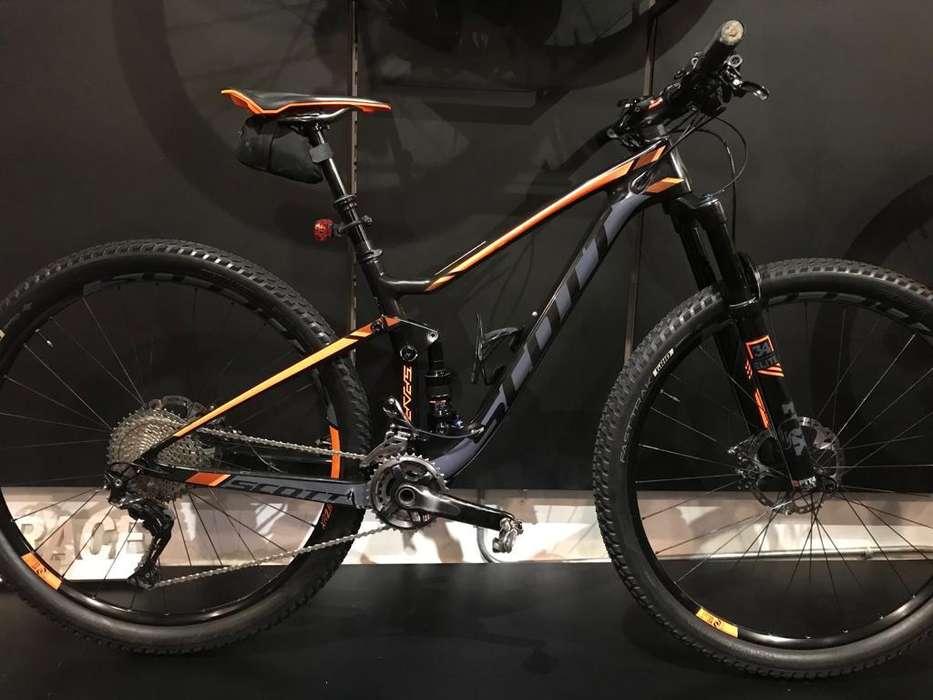 Bicicleta Scott Spark 920