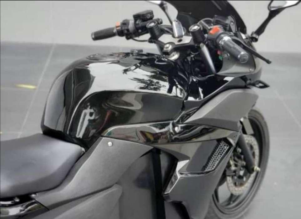 Remato Moto Electrica por Viaje