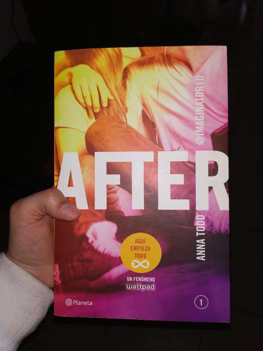 Libro After