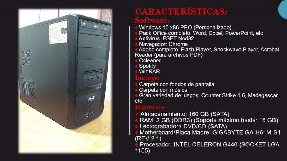 CPU DDR3 LISTO PARA USAR VENDO EN LA PLATA ZONA HOSPITAL SAN MARTIN 4700