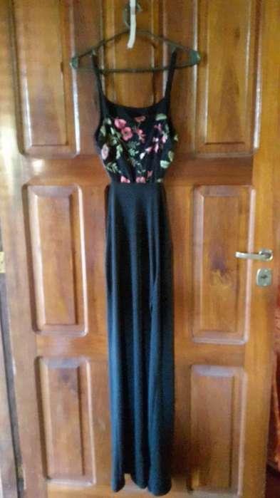 Vendo Vestido de Fiesta Talle S/m