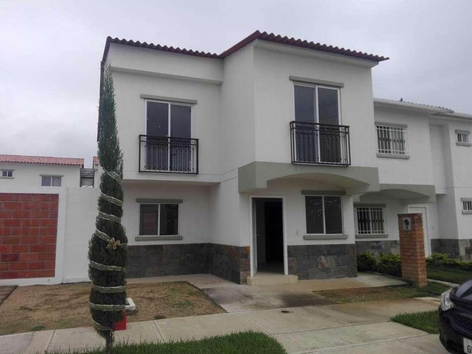 Venta C069 Casa Urbanización Logare ESTRENO Vía Salitre Samborondón