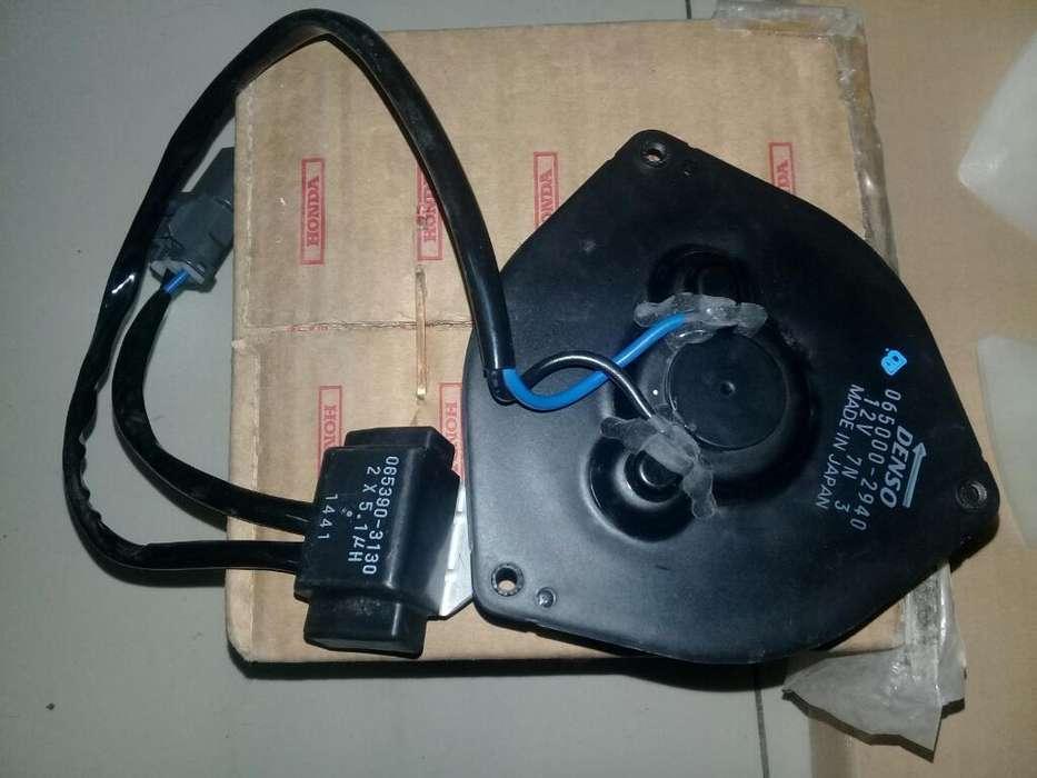 Motor Y Paleta Electro Honda Fit