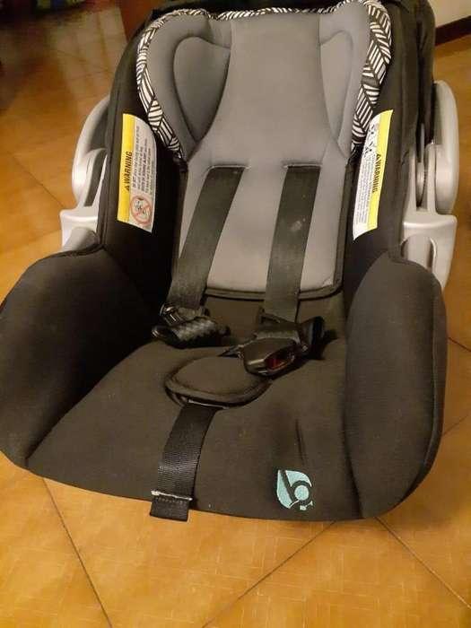 Silla auxiliar de bebé para carro