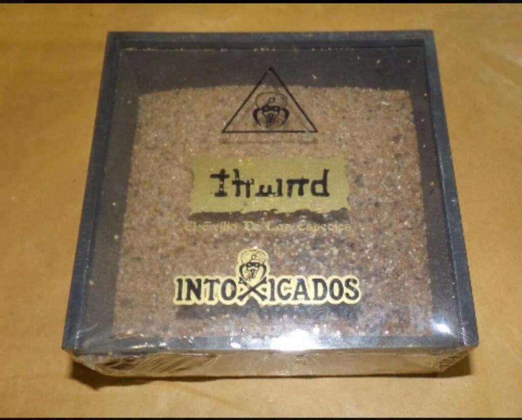 Intoxicados Caja Coleccion Especies