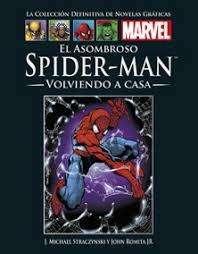 <strong>novelas</strong> de Marvel