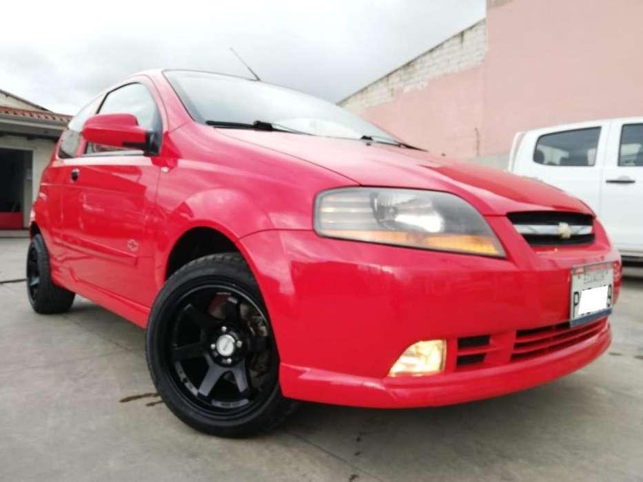 Chevrolet Aveo 2006 - 158631 km