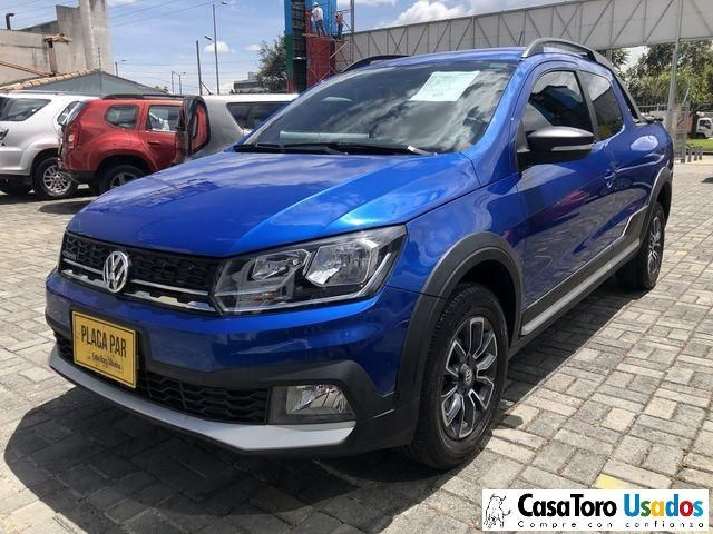 Volkswagen Saveiro Plus Cabina extendida MT 1600cc 2018