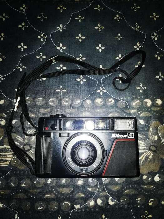 Nikon Antigua de Rollo