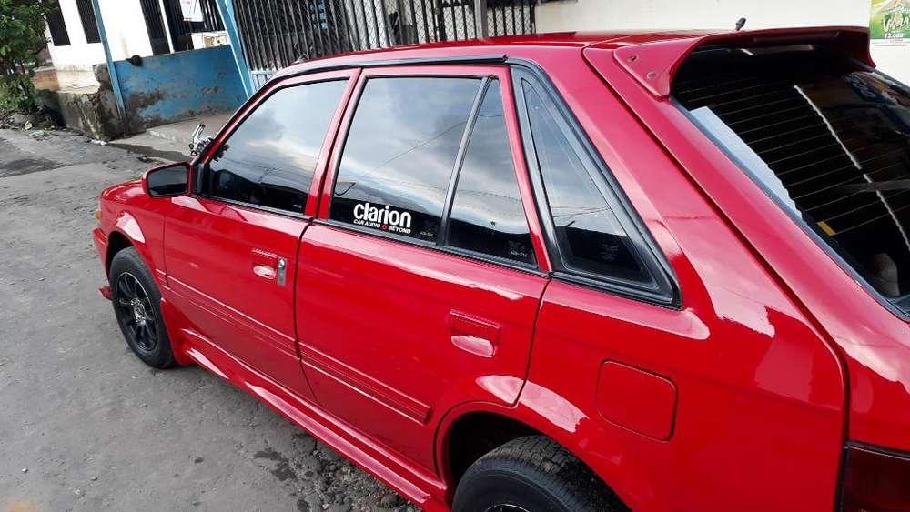 Mazda 323 1998 - 2800 km