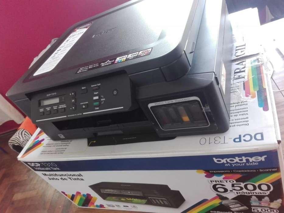 Impresora Multifunción Sis. Continuó