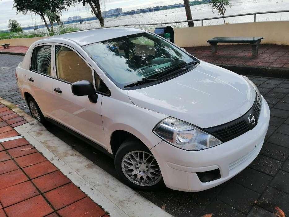 Nissan Tiida 2012 - 0 km