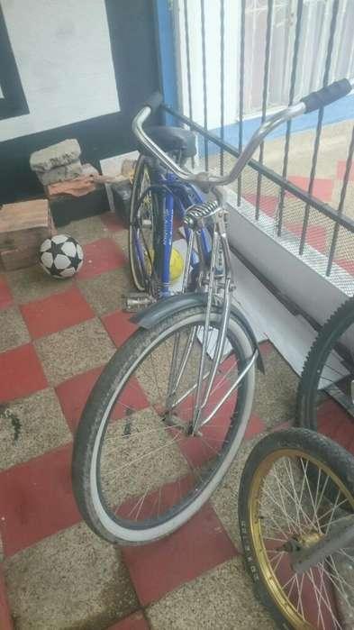 Bicicleta Windwood