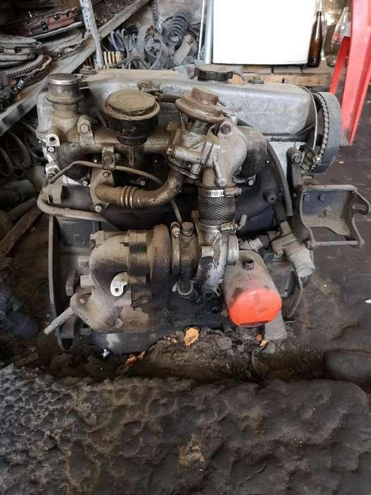 Motor 4d56 Y Caja Mitsubishi