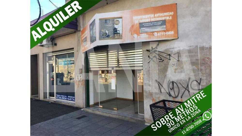 Mitre 3600 - 12.000 - Local Alquiler