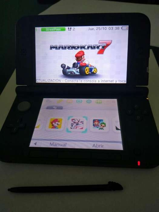Nintendo3 Ds Xl