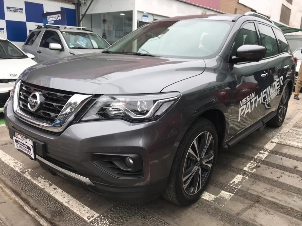 NISSAN PATHFINDER 2018 FULL EXCLUSIVE AUTOMATICA