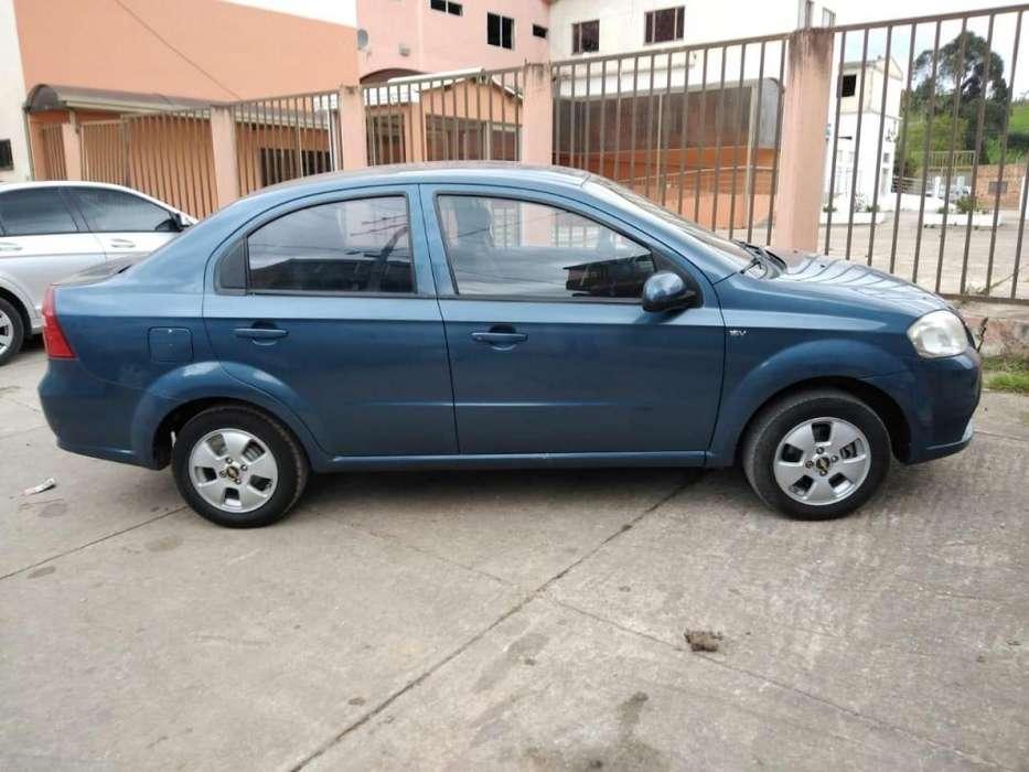Chevrolet Aveo Emotion 2007 - 174000 km