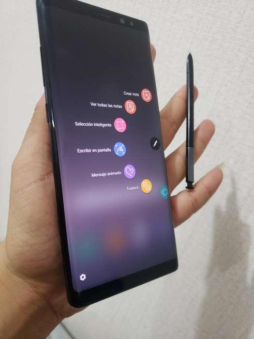 Samsung Galaxy Note 8 Negroo