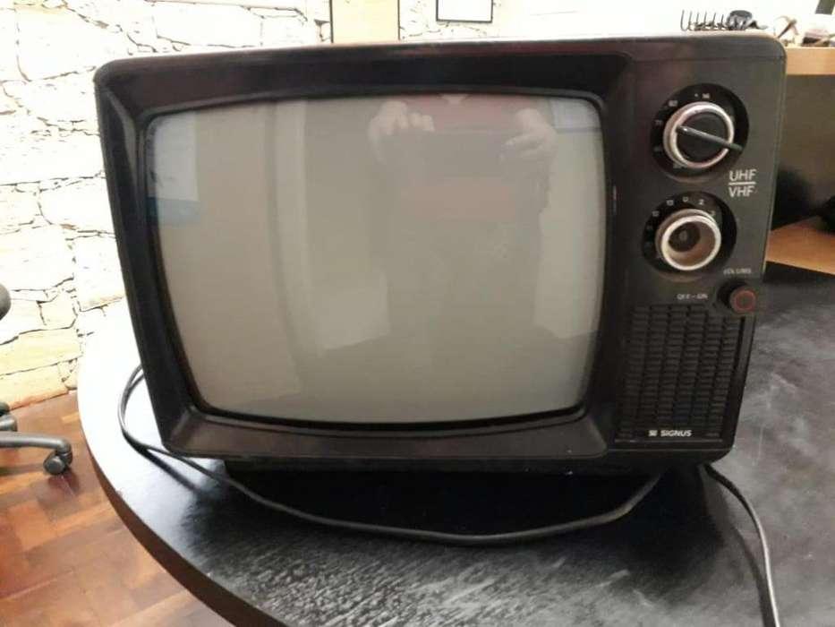 TV SIGNUS 12 B/N 12V AC 110/220 500