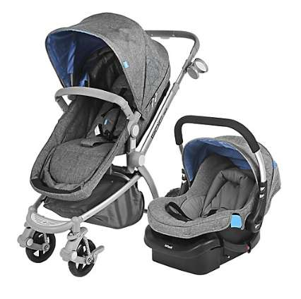 COCHE TRAVEL SYSTEM NIGHT BLUE